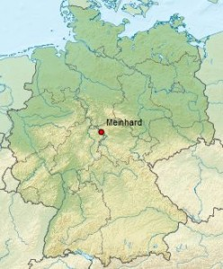 Carte Meinhard