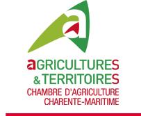 Chambre de l'Agriculture Charente-Maritime