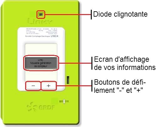 Erdf le compteur linky mairie de cour on - Compteur electrique comment ca marche ...