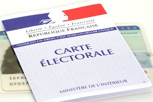 LISTE ÉLECTORALE – INSCRIPTION