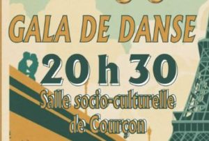 Gala de danse @ Salle Socio-culturelle | Courçon | Nouvelle-Aquitaine | France
