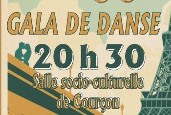 GALA DE DANSE – 1er et 2 JUIN SALLE SOCIO-CULTURELLE