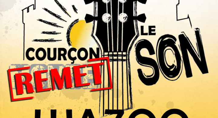 COURÇON remet le son