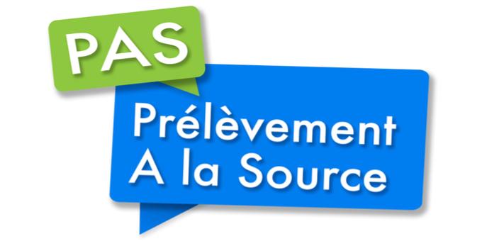 Prélèvement à la source Entreprises et Associations