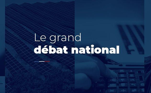Réunion Publique du Grand Débat National