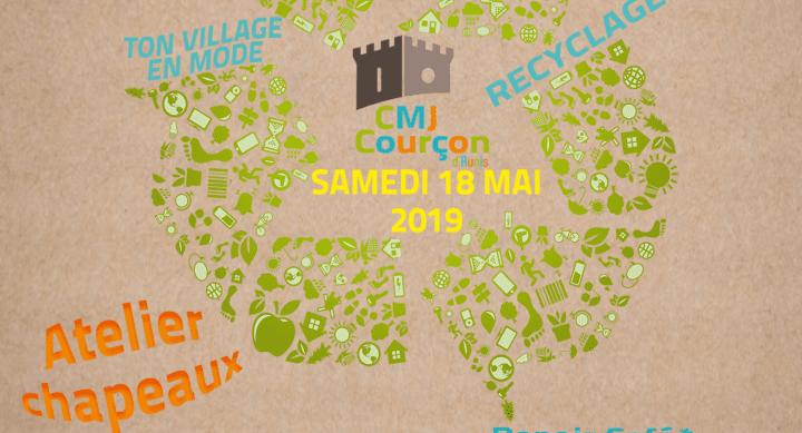 Ton Village en Mode Recyclage
