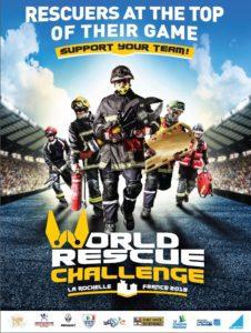 World Rescue Challenge du 12 au 15 septembre à la Rochelle @ Espace Encan