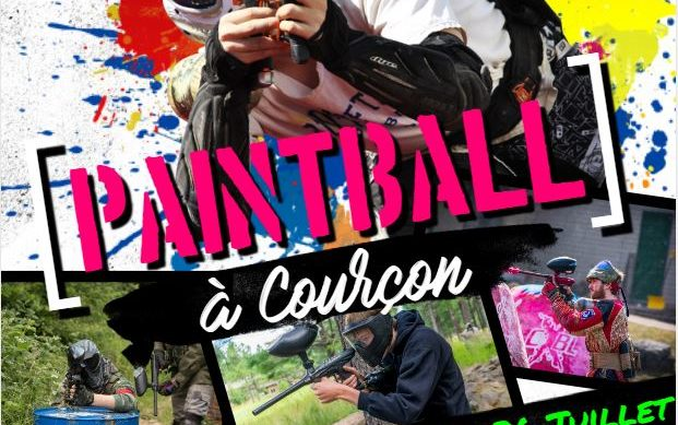 PAINT BALL – CLC