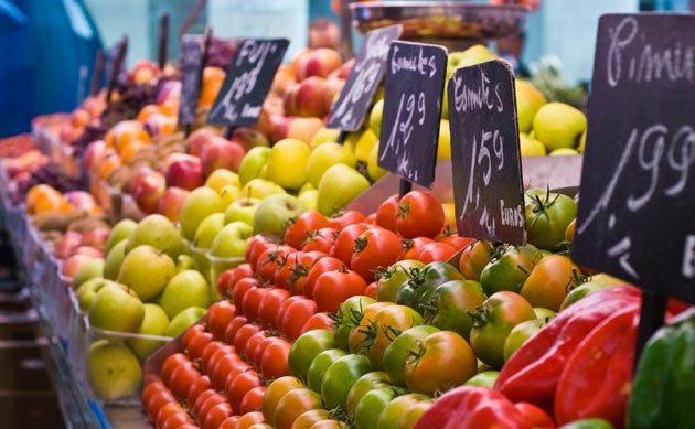 Réouverture du marché le mercredi seulement