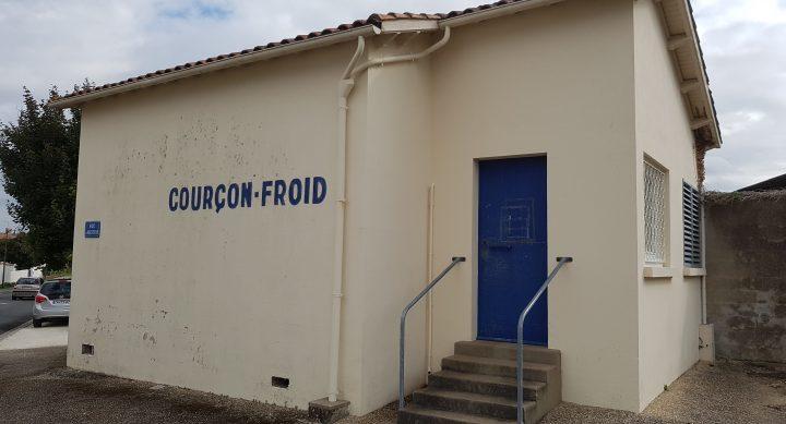 Courçon Froid