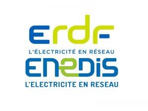 ENEDIS : COUPURE DE COURANT  POUR TRAVAUX
