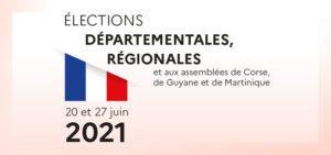 ELECTION REGIONALE ET DEPARTEMENTALE @ Salle socio culturelle